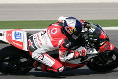 Superbikes 2009 Foto de Stock Royalty Free