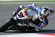 Superbikes 2010 Royalty Free Stock Images