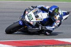 Superbikes 2011 Lizenzfreies Stockfoto