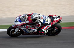 Superbikes 2011 Royalty Free Stock Image