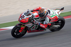 Superbikes 2011 Stock Images