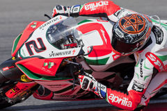 Superbikes 2011 Fotografia Stock