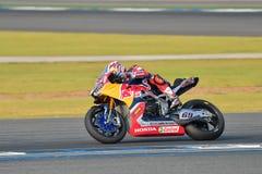 Superbikevärldsmästerskap SBK Royaltyfria Bilder