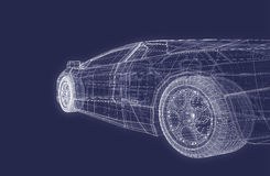 superbil Fotografering för Bildbyråer