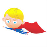 Superboy  Royalty Free Stock Photography