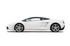 supercar biel obraz stock