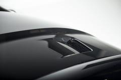 Supercar czapeczki szczegółu strzał Zdjęcie Royalty Free
