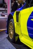 Supercar 2019 del STI VT19x Rallycross de Subaru WRX foto de archivo
