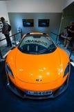 Supercar McLaren 650S Spider. Stock Photos