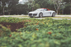 Supercar Royalty Free Stock Images