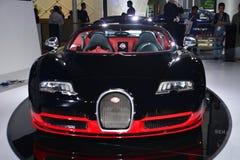 Supercarro de Bugatti Veyron Foto de Stock Royalty Free