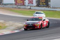 Supercars d'Australie de Vierge, Winton, Australie Photographie stock libre de droits