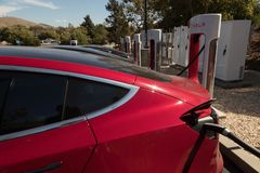 SuperCharger 2 stock photography