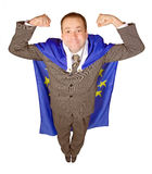 Superclerk of EU Stock Photo