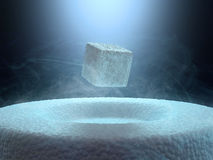 Superconductivity Stock Image