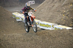 Supercross Royalty Free Stock Images