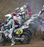 Supercross Stock Photo