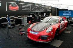 Supercup di Porsche a Monza fotografia stock