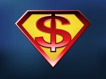 Superdollar stock photo