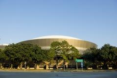 路易斯安那Superdome 库存照片
