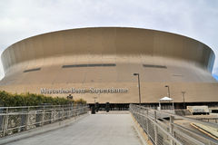 Superdome in New Orleans Royalty Free Stock Image