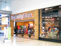 Superdry Store. Royalty Free Stock Photography