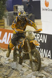 Superenduro Taddy Blazusiak Royalty Free Stock Photo