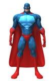 Supereroe Fotografie Stock Libere da Diritti