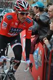 Superestrella de ciclo Cancellara fabiano Foto de archivo