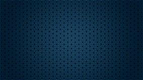 Superfície abstrata do teste padrão que forma cubos, estrelas, hexágonos foto de stock