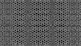 Superfície abstrata do teste padrão que forma cubos, estrelas, hexágonos imagem de stock royalty free