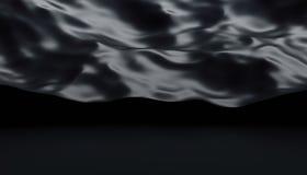 Superfície abstrata rendição 3d Imagem de Stock