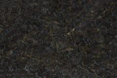 Superfície antiga do macro do granito de Brown Imagens de Stock