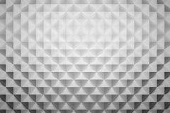 Superfície com pirâmides ilustração stock
