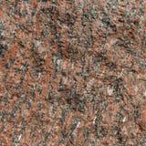Superfície crua do granito Fotografia de Stock