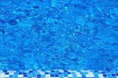 Superfície da água. Fotografia de Stock Royalty Free