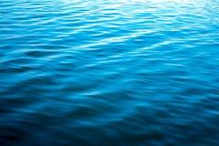 Superfície da água imagens de stock