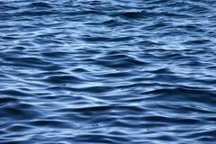 Superfície da água Fotografia de Stock