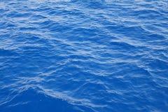 Superfície da água Foto de Stock Royalty Free