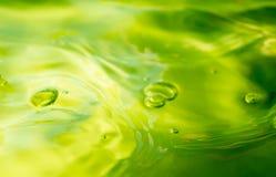 Superfície da água. Imagens de Stock