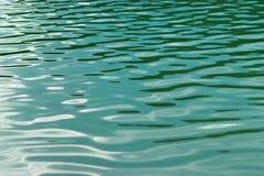 Superfície da água. foto de stock royalty free
