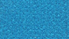 Superfície da água da piscina filme