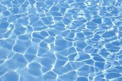 Superfície da água de mar. Fotografia de Stock