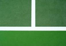 Superfície da corte de tênis Foto de Stock