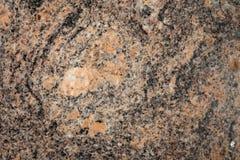 Superfície da laje lustrada do granito Fotografia de Stock Royalty Free