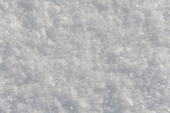 Superfície da neve imagens de stock royalty free