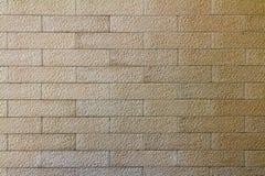 Superfície da parede de pedra do teste padrão Fundo Foto de Stock Royalty Free