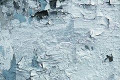 Superfície da parede do Grunge com a pintura que descasca fora Foto de Stock Royalty Free