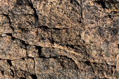 Superfície da rocha do contraste alto do Grunge imagem de stock royalty free