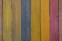 Superfície das placas de cores diferentes Imagens de Stock Royalty Free